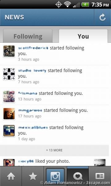 Instagram - News Updates