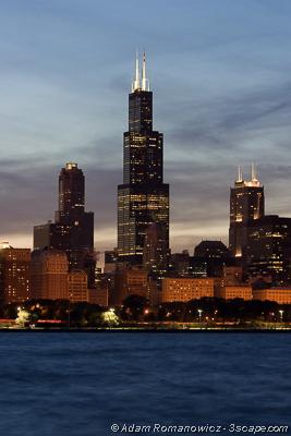 Chicago's Willis Tower