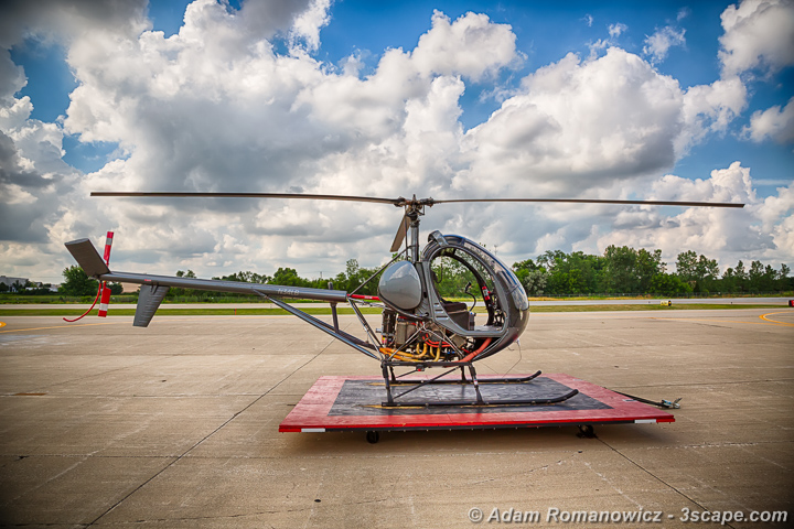 Bachman Aero Helicopter