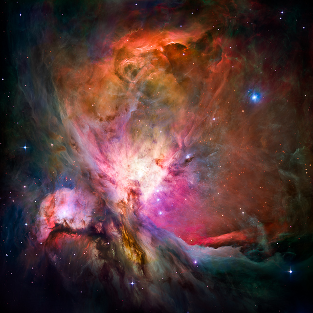 Orion Nebula - Fine Art Prints