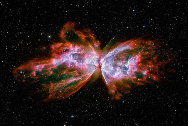 Butterfly Nebula NGC6302 - Fine Art Prints