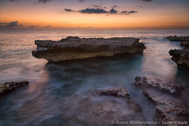 Smith Barcadere Sunset - Grand Cayman