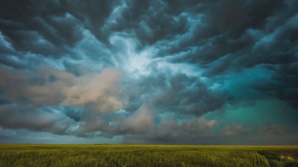 Mike Olbinski Storm Timelapse