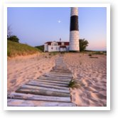 Buy Print of Big Sable Point Lighthouse