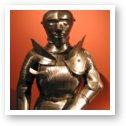 Armor at Kunsthistorisches Museum