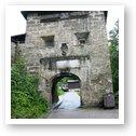 Gate to Hohensalzburg Fortress
