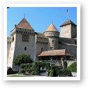 Chateau de Chillon, Montreux