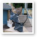 Stingray sculpture