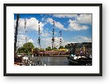 Buy Print of The Dutch East Indiaman *Amsterdam*