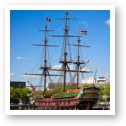 The Dutch East Indiaman *Amsterdam*