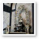 Golden tabernacle