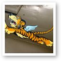 Flying Tiger on P-40 Warhawk