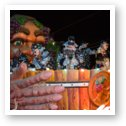 Krewe of Bacchus Officers Float