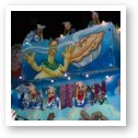 Chicken Run Float (Krewe of Bacchus)