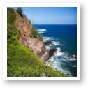 Maui's rugged coast near Pilale Bay