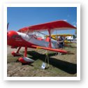 Keith Campbell's Pitts Model 12 biplane N413KC
