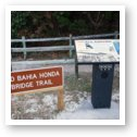 Old Bahia Honda Bridge Trail