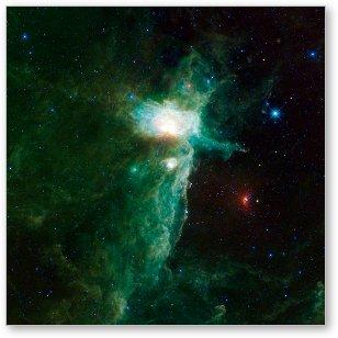 Seagull Nebula Fine Art Print