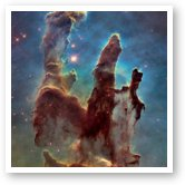 Buy Print of New Pillars of Creation HD Tall