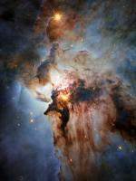 New Hubble view of the Lagoon Nebula