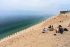 The Dune Climb - Sleeping Bear Dunes