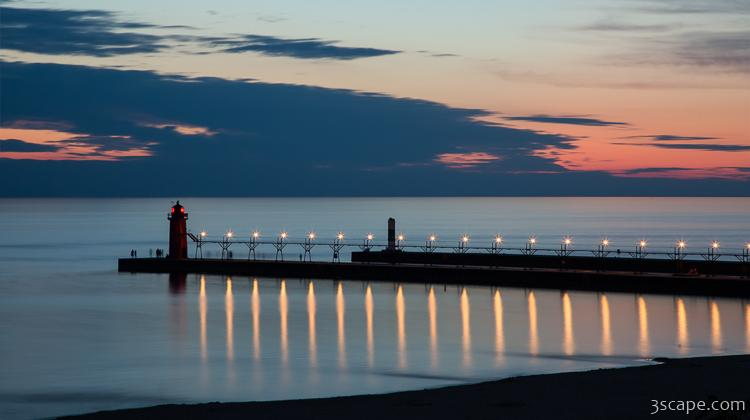 South Haven Michigan Lighthouse