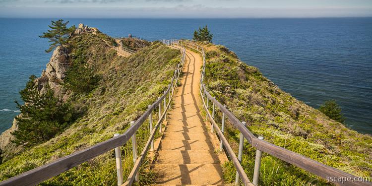 Path To Muir Beach Overlook