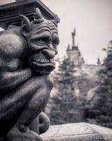 Gargoyle at Beast's Castle