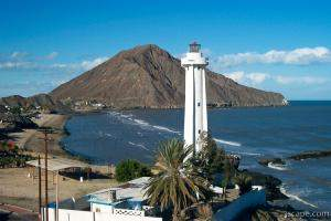 Lighthouse in San Felipe (photo courtesy Falke)