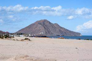 Mountain in San Felipe