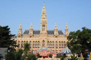 Rathaus - Vienna's City Hall