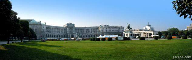 The Hofburg (Imperial Palace)