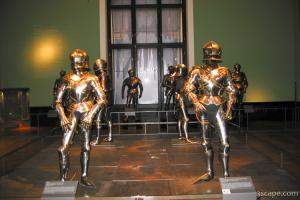 Armor at Kunsthistorisches Museum
