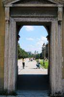 Entrance to Hofgarten