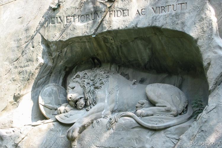 Dying Lion of Luzern