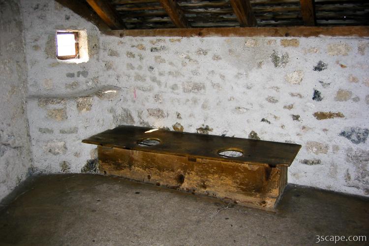 Medieval Castle Bathrooms  Toilets