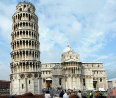 Leaning Tower and Cathedral of Pisa