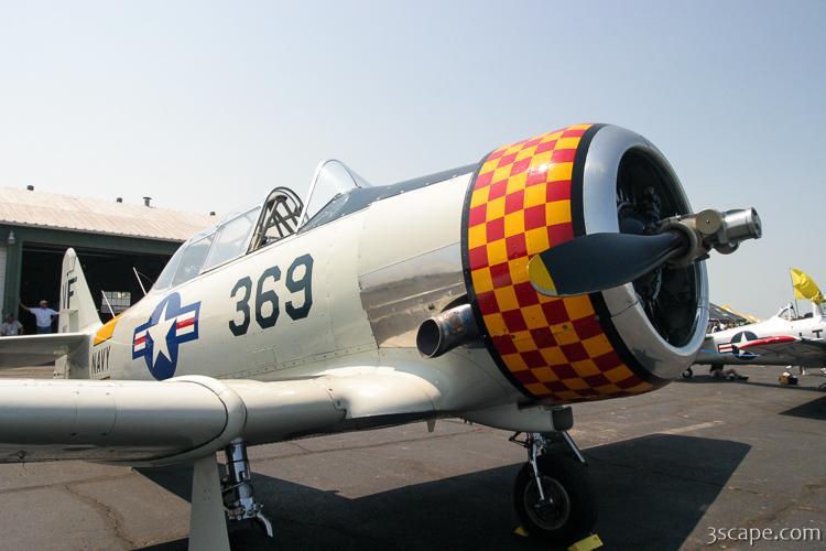 North American T-6D
