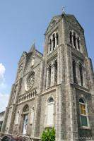 Catholic church in Basseterre