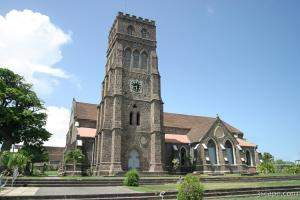 Anglican church in Basseterre