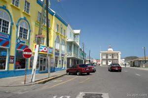 Basseterre, near the main port
