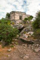 The Mayan ruins of Tulum