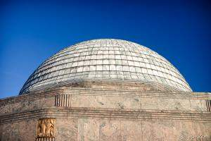 Dome of Adler Planetarium