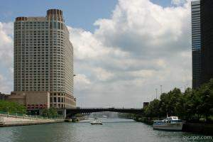 Sheraton on the Chicago River