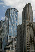 R. R. Donnelley Center and LaSalle-Wacker Building