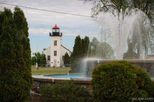 Sand Point Lighthouse - Escanaba, MI