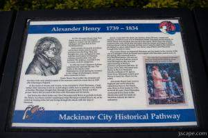 Alexander Henry (1739-1834) - One of the first English traders t