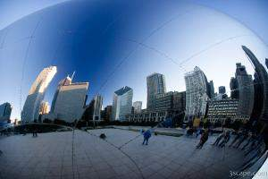 Reflections in the Bean
