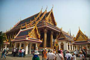Wat Phra Kaeo (Temple of the Emerald Buddha)