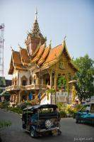 One of many temples, Wat Bupharam